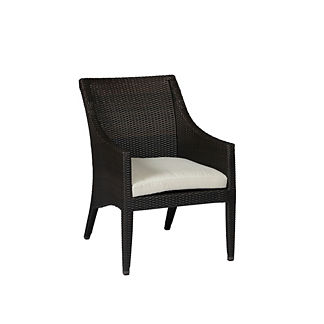 Athena Euro Lounge with Cushion by Summer Classics