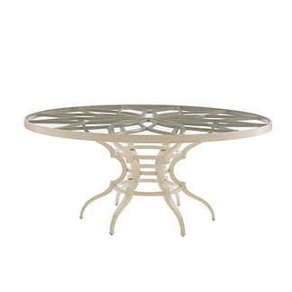 Misty Garden Round Dining Table by Tommy Bahama