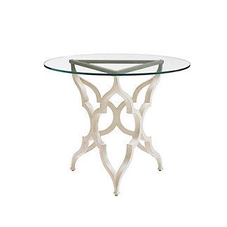 Misty Garden Round Breakfast Table by Tommy Bahama