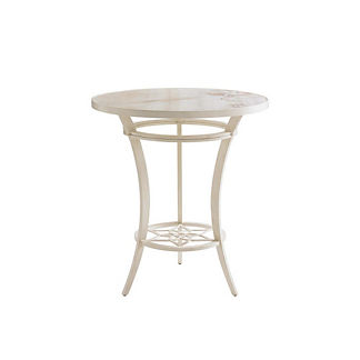 Misty Garden Bistro Bar Table by Tommy Bahama