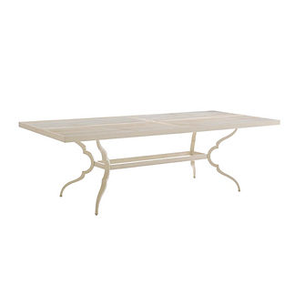Misty Garden Rectangular Dining Table by Tommy Bahama