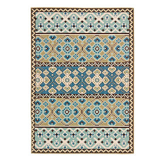 Veranda Aztec Indoor/Outdoor Rug
