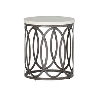 Ella End Table by Summer Classics