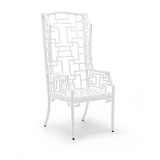 Ibis Isle High Back Dining Chair Cover