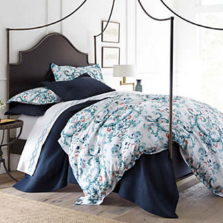 Alena Duvet Cover by Peacock Alley