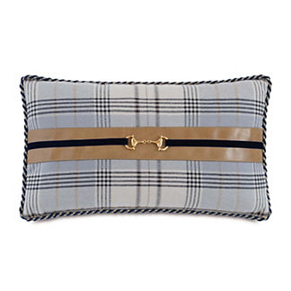 Arthur Buckle Decorative Pillow