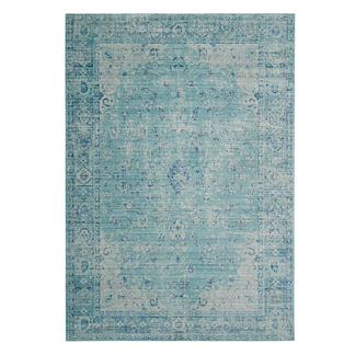 Brynner Vintage Easy Care Area Rug