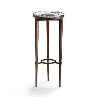 Mosaic Fleur Accent Table