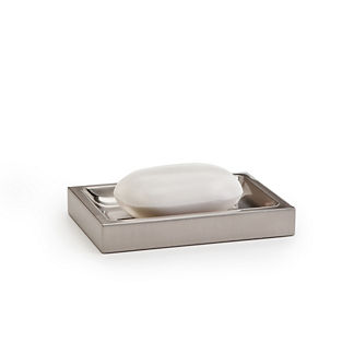 Labrazel Silvio Brushed Nickel Soap Dish