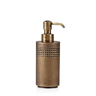 Labrazel Scrim Bronze Pump Dispenser