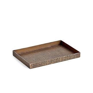 Labrazel Scrim Bronze Tray