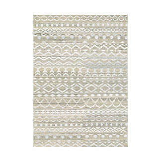 Topper Hand-Knotted Rug