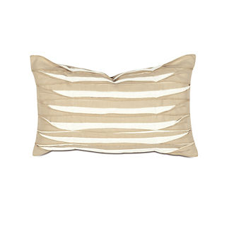 Charleston Pleated Decorative Pillow