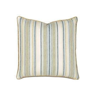 Charleston Stripe Decorative Pillow