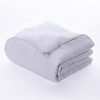 Cotton Jacquard Down Alternative Comforter