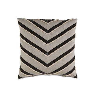 Reign Chevron Decorative Pillow