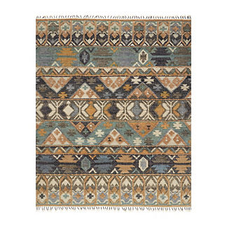 Tulum Hand-Knotted Rug