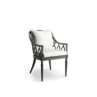 Avery Dining Arm Chair Cover