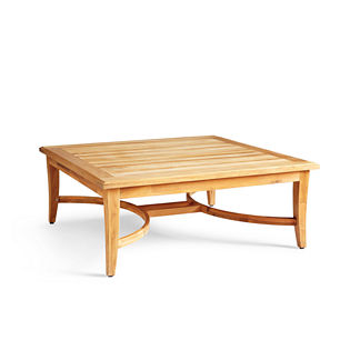 Roseau Square Coffee Table Cover