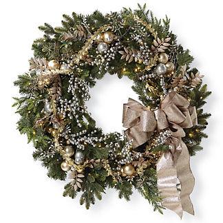 Rosalie Cordless Wreath