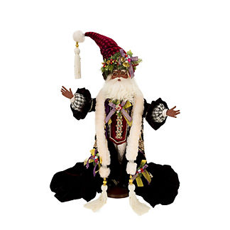 Mark Roberts African-American Sparkling Passion Santa Figure