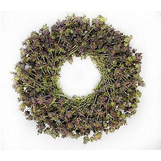 Lavender Harvest Wreath