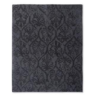 Palmette Hand-tufted Rug