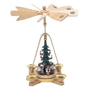 Musician Angels Christmas Pyramid