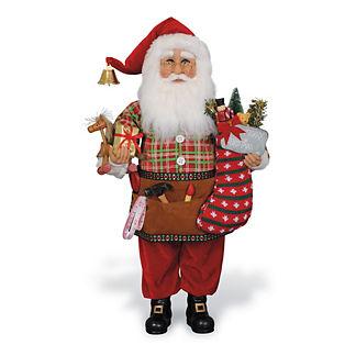 Making Toys Santa Figure