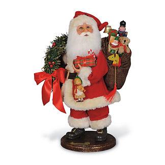 Signature Collection Santa Bearing Gifts Figure