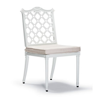 Glen Isle Dining Side Chair Cushion, Special Order