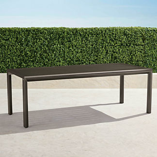 Resort Newport Rectangular Dining Table
