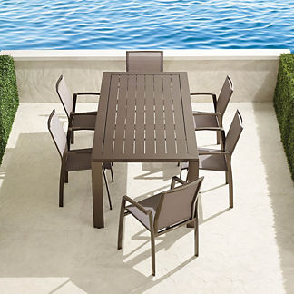 Newport 7-pc. Rectangular Dining Set