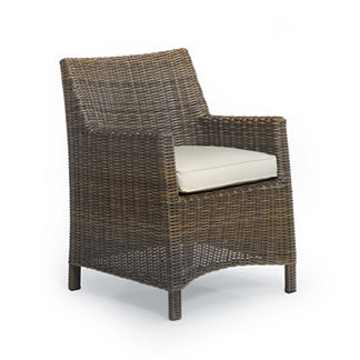 Hyde Park Dining Chair Cushion, Special Order