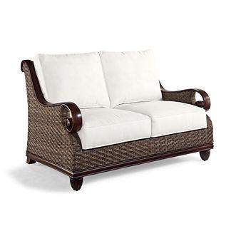St. Martin Loveseat Cushions