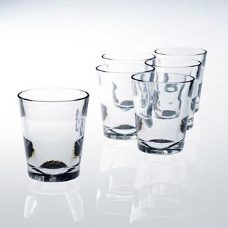 10 oz. Old Fashioned Glasses, Set of Six