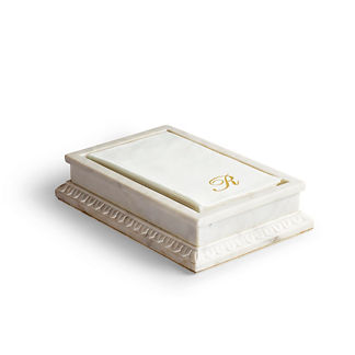 Dauphine Guest Towel Tray