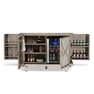 Ainsworth Eglomise Bar Cabinet