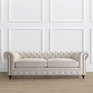 Barrow Chesterfield Sofa, Special Order