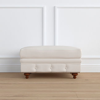 Barrow Chesterfield Ottoman, Special Order