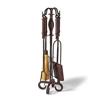 Orvieto Fireplace Tool Set