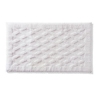 Tribeca Removable Memory Foam Bath Rug