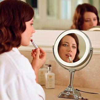 Variable Light Vanity Mirror