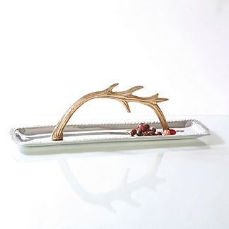 Stag Long Serving Tray by Lunares
