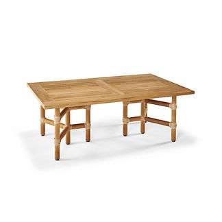 Sanibel Teak Coffee Table
