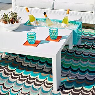 Pixel Beverage Table