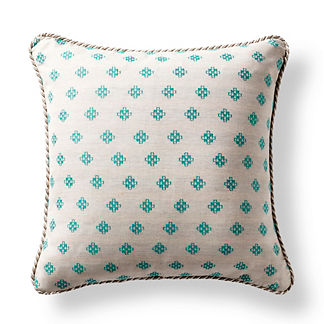 Evans Persian Outdoor Pillow