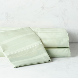 Variegated Stripe Sheet Set