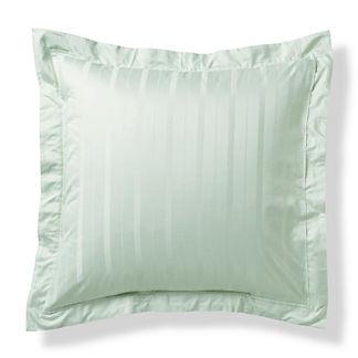 Variegated Stripe Euro Pillow Sham