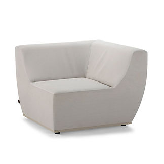 Torello Corner Chair by Porta Forma